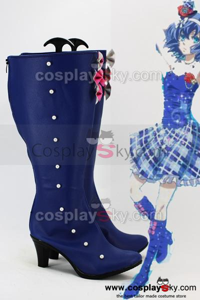 KARNEVAL KIICHI  Cosplay Boots Shoes Custom Made