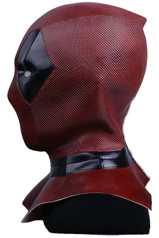 2018 Movie Deadpool 2 Mask Wade Winston Wilson Helmet Halloween Mask