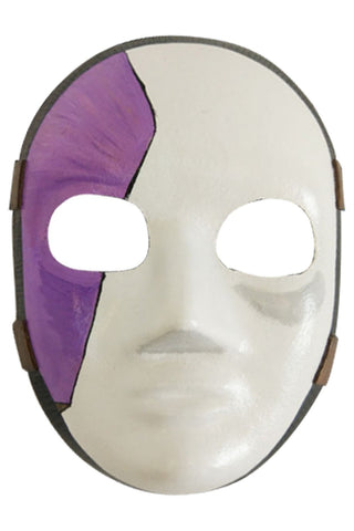 Video Game Sally Face Cosplay Mask Halloween Props