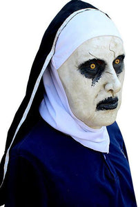 The Conjuring 2 The Nun Cosplay Mask Halloween Horror Mask