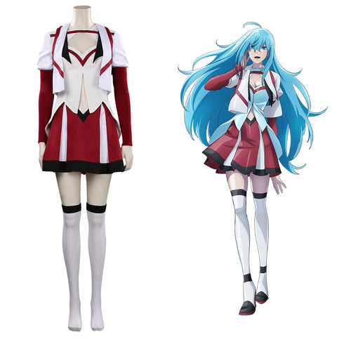 Vivy -Fluorite Eye's Song  Vivy Halloween Carnival Suit Cosplay Costume Outfits
