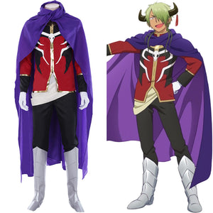 Anime Sleepy Princess in the Demon Castle/Maoujou de Oyasumi --Demon Lord Tasogare Cosplay Costume Halloween Carnival Outfit