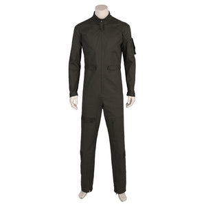 Top Gun Maverick Pilot Overall Jumpsuit Cosplay Costume
