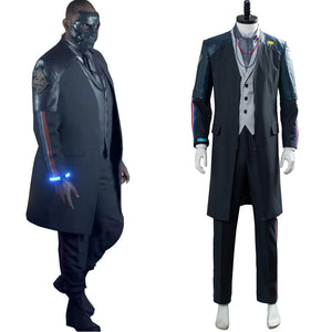 Death Stranding Bridges Die-Hardman Uniform Cosplay Costume