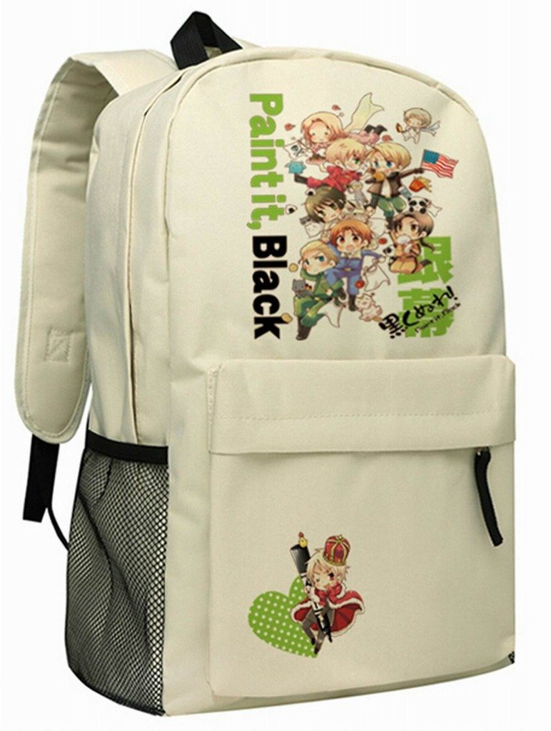 Axis Power Hetalia School Bag Backpack