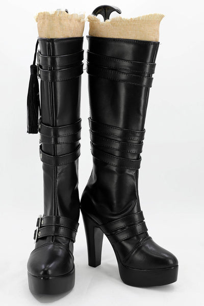 Final Fantasy XV FF 15 Iris Amicitia Boots Cosplay Shoes