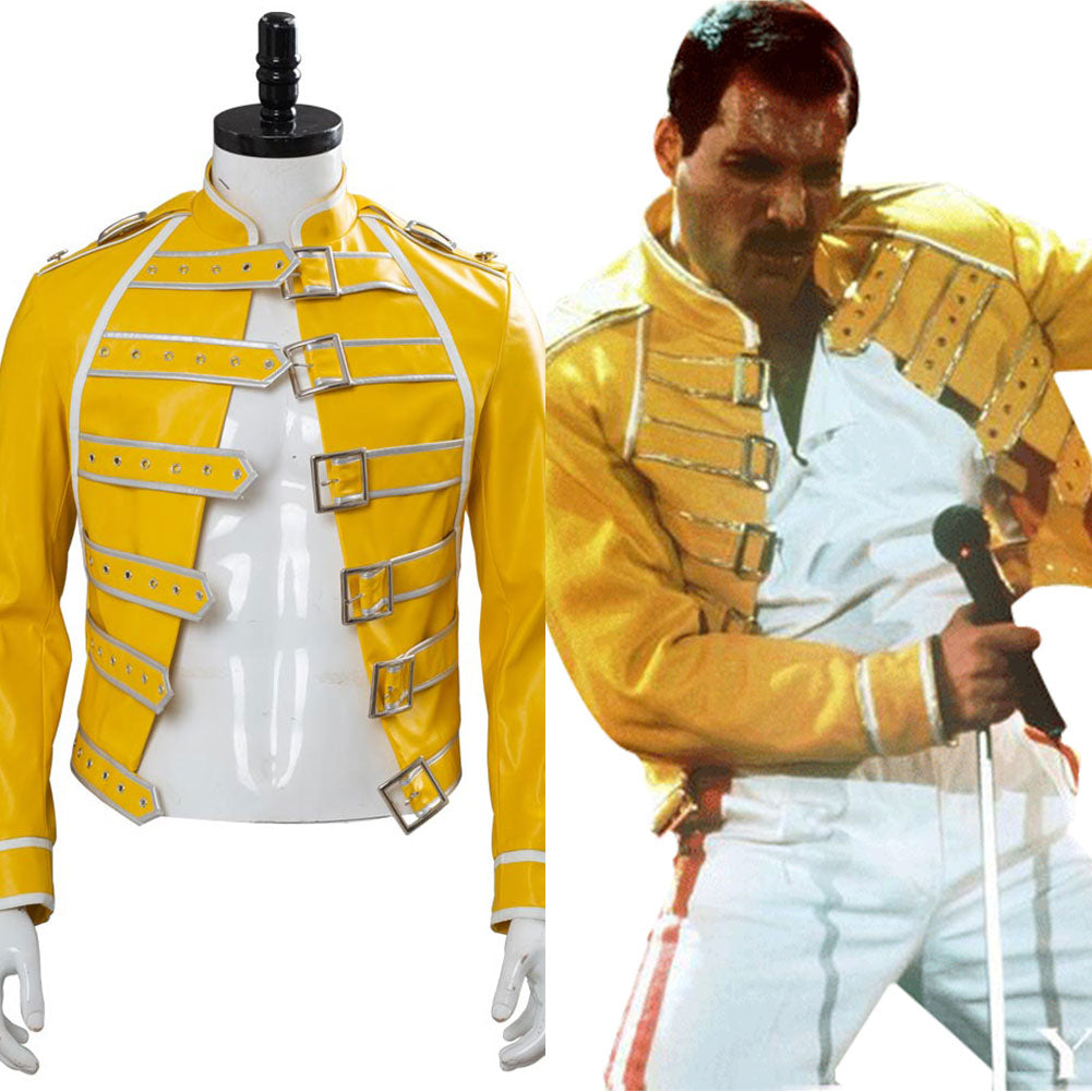 queen freddie mercury cosplay costume coat trendsincosplay newcosplay