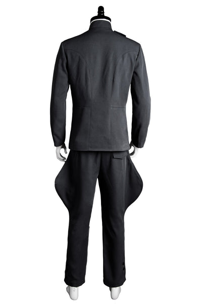 Star Wars Imperial Officer Grey Costume Uniform