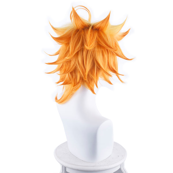 Anime The Promised Neverland Emma Cosplay Wig Blond