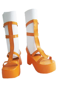 One Piece Nami Cosplay Shoes Custom Made