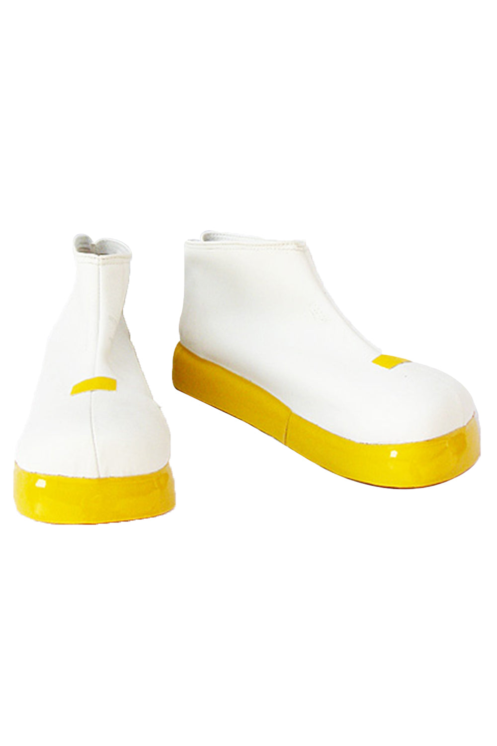 Vocaloid Kagamine Rin White Cosplay Shoes Boots