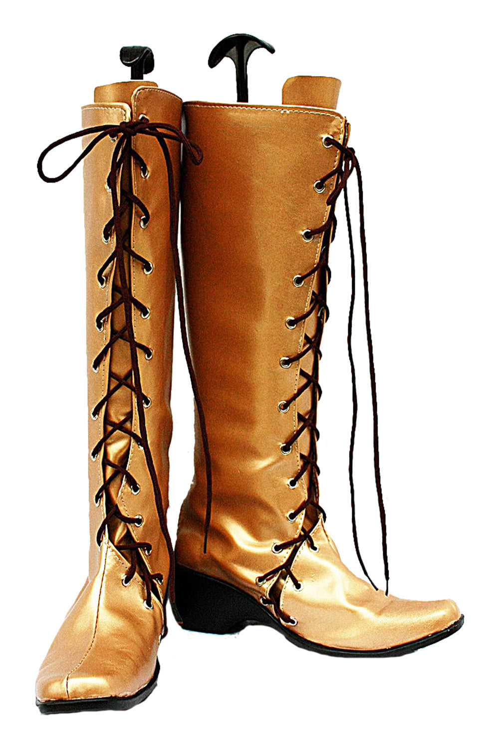 Vocaloid Cosplay Boots Shoes Orange Custom-Made