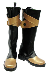 D.Gray-man Cloud Cosplay Boots Shoes Custom-Made
