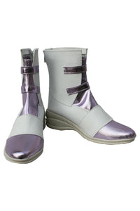 FF13-2 Final Fantasy XIII-2 Serah Cosplay Shoes Boots