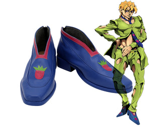 JoJo's Bizarre Adventure: Golden Wind Pannacotta Fugo Cosplay Shoes