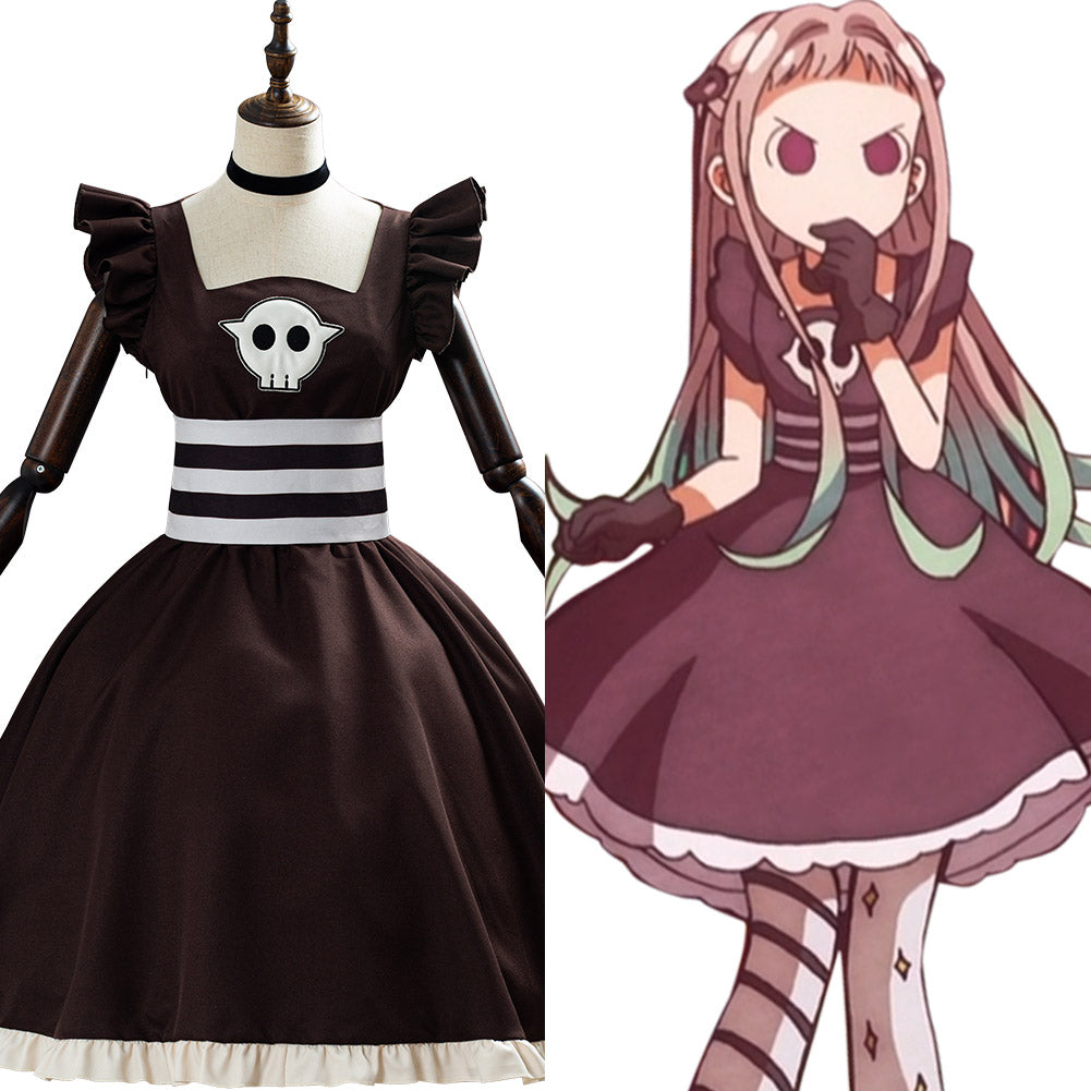 Nene Yashiro Toilet-Bound Hanako-kun Dress Outfit Cosplay Costume