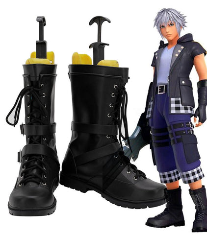 Kingdom Hearts 3 Riku Cosplay Shoes