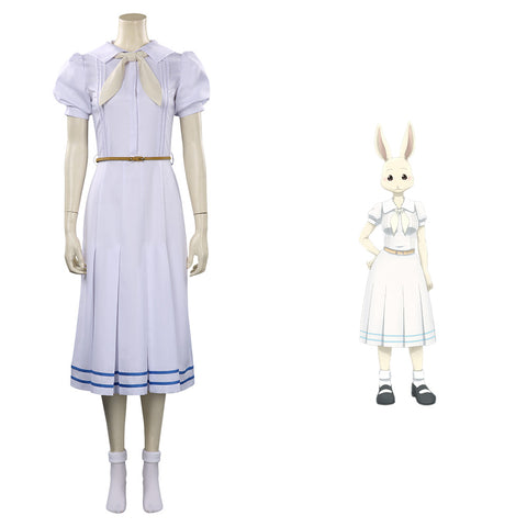 Beastars 2 Haru Halloween Carnival Suit Cosplay Costume Outfits