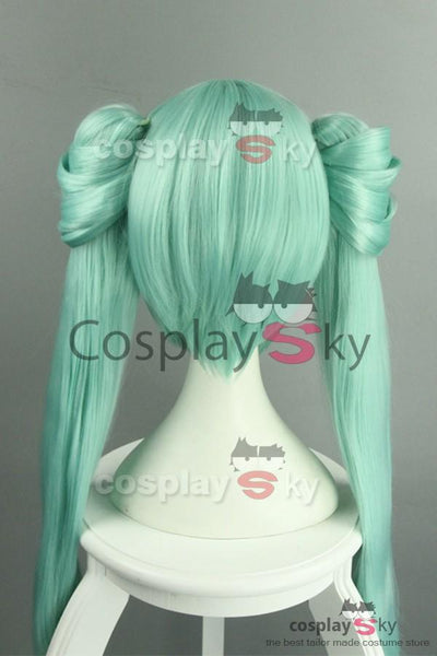 Vocaloid Miku Green Long Wig Cosplay Wig