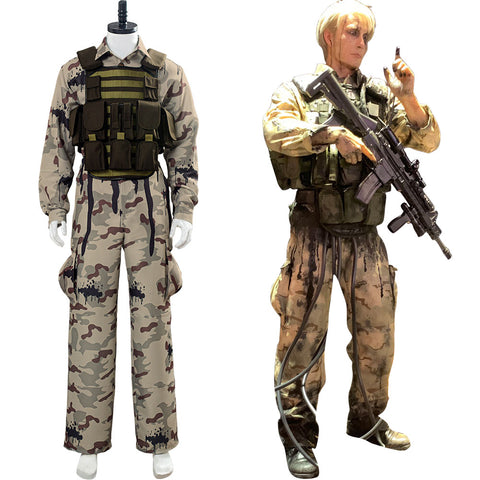 Cliff Death Stranding Cosplay Costume