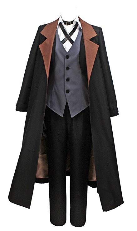 Bungo Stray Dogs Chuya Nakahara Cosplay Costume