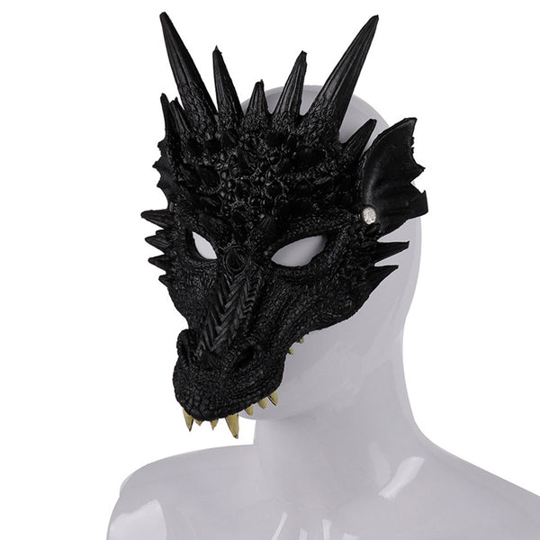 Dragon Face Mask Game of Thrones Dragon Face