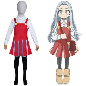 My Boku no Hero Academia Eri Halloween Carnival Suit Cosplay Costume Kids Gils Shirt Skirt Outfits