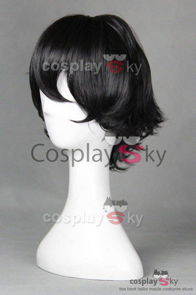 Rampo Kitan: Game of Laplace Akechi Cosplay Wig