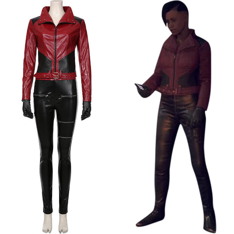 Watch Dogs: Legion Naomi Cosplay Costume