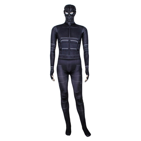 Spider-Man 2 Far From Home Spider-Man Noir Bodysuit Cosplay Costume