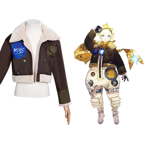 FGO Fate/Grand Order The Little Prince Halloween Carnival Suit Cosplay Costume Coat
