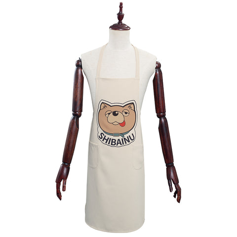 The Way Of the Household Husband Tatsu Halloween Carnival Suit Cosplay Costume Apron