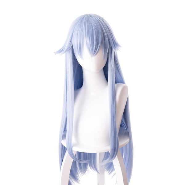 A Certain Magical Index Season 3 INDEX Cosplay Wig 80cm Blue