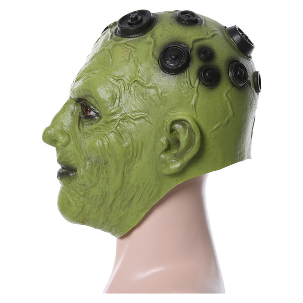 Krypton Brainiac Cosplay Mask Props