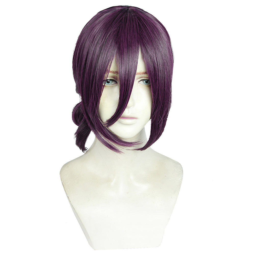 Chainsaw Man Reze Carnival Halloween Party Props Cosplay Wig Heat Resistant Synthetic Hair