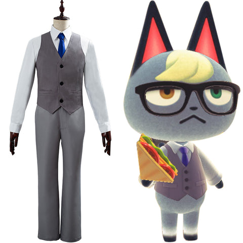 Raymond Animal Crossing Cosplay Costume