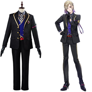 Twisted Wonderland Vil Schoenheit Halloween Carnival Costume for Adult Cosplay Costume