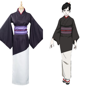 The Princess Of Snow And Blood Yukimura Sawa Halloween Carnival Suit Cosplay Costume Outfits
