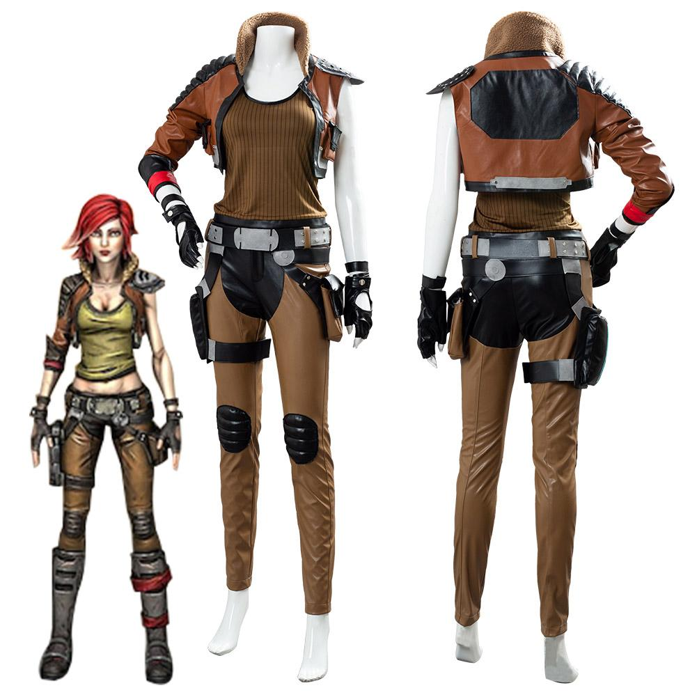 Borderlands 3 Lilith Cosplay Costume