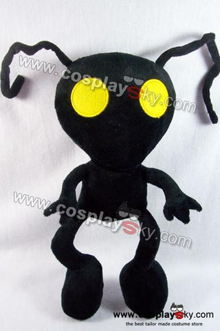 Kingdom Hearts Black Ant Stuffed Toy Plush Toy [Free Shipping]
