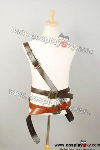 Pirates Of The Caribbean Jack Sparrow Belt Set