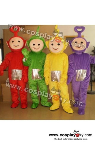 Teletubbies Mascot Costume Adult Size