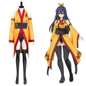 Edens Zero Homura Kougetsu Halloween Carnival Suit Cosplay Costume Outfits