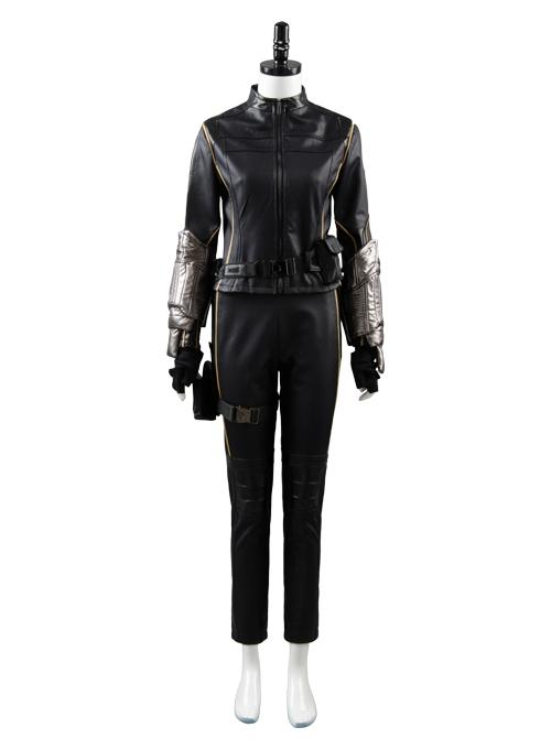 Agents of Shield S.H.I.E.L.D Quake Daisy Johnson Skay Outfit Cosplay Costume