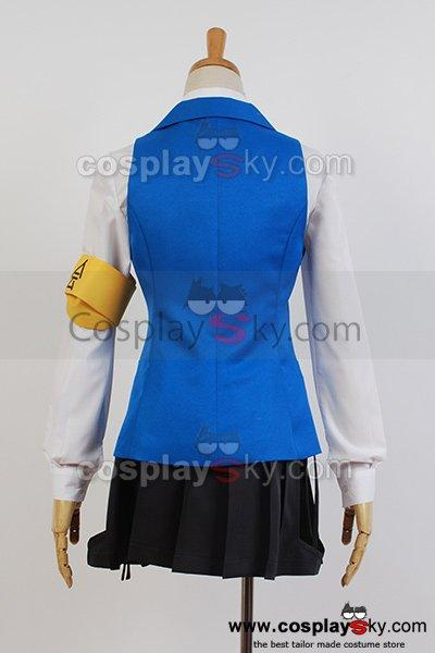 Ai Tenchi Muyo! Student Council Momo Kawanagare Uniform Outfit Cosplay Costume