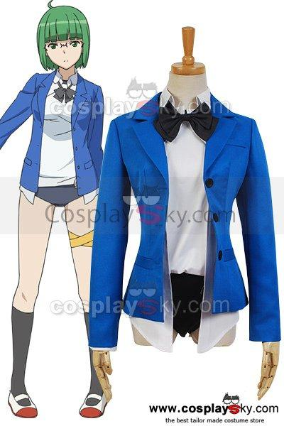 Ai Tenchi Muyo! Student Council T?ri Fueyama Uniform Outfit Cosplay Costume
