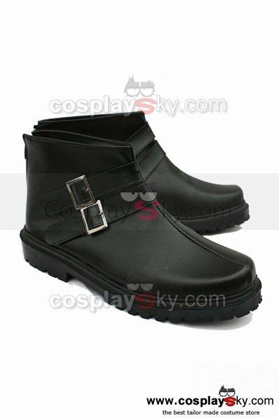Amnesia Toma Cosplay Shoes Boots