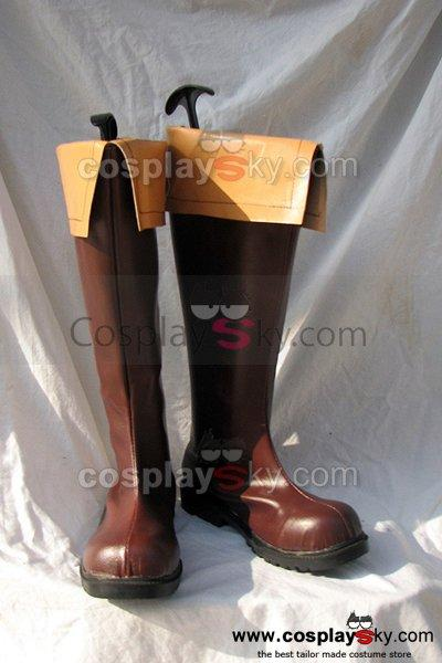 APH Hetalia: Axis Powers Russia Cosplay Boots