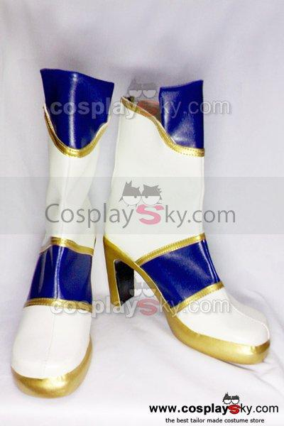 Aria Akari Mizunashi Cosplay Boots Shoes Custom Made