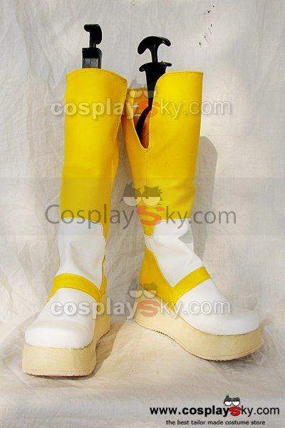 ARIA Alice Athena Cosplay Boots Shoes Custom Made